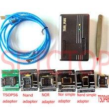 TSOP56 TSOP48 NAND NOR FLAŞ Profesyonel Programcı NAND FLASH Veri Kurtarma Yüksek Programlama Hızı