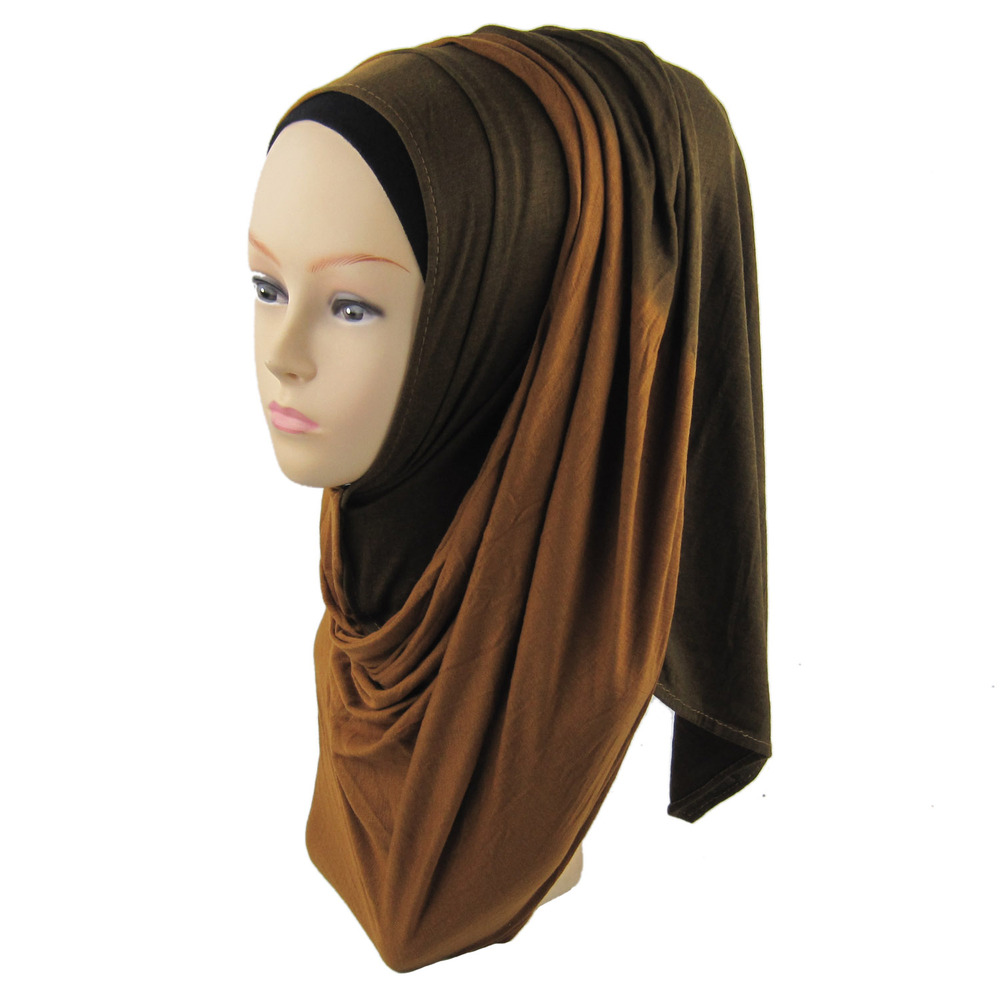 Arm sleeves underscarf hijab lovely stretchy jersey material muslim