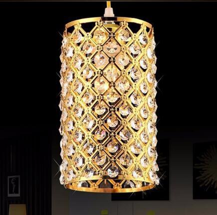 Люстра led люстра люстры люстра потолочная люстра светодиодная люстры потолочные светодиодная люстра хрустальная люстра люстра паук люстры для гостинной - Цвет абажура: Золотой