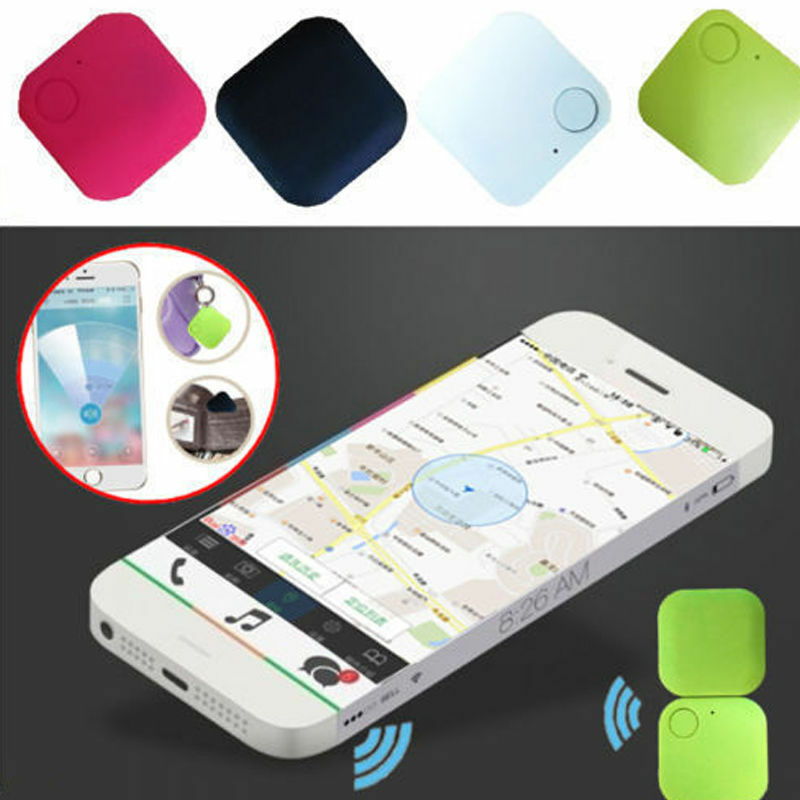 Locator Key-Finder Mate Bluetooth-Tracker Car-Motor-Tile GPS iPhone Google for Android