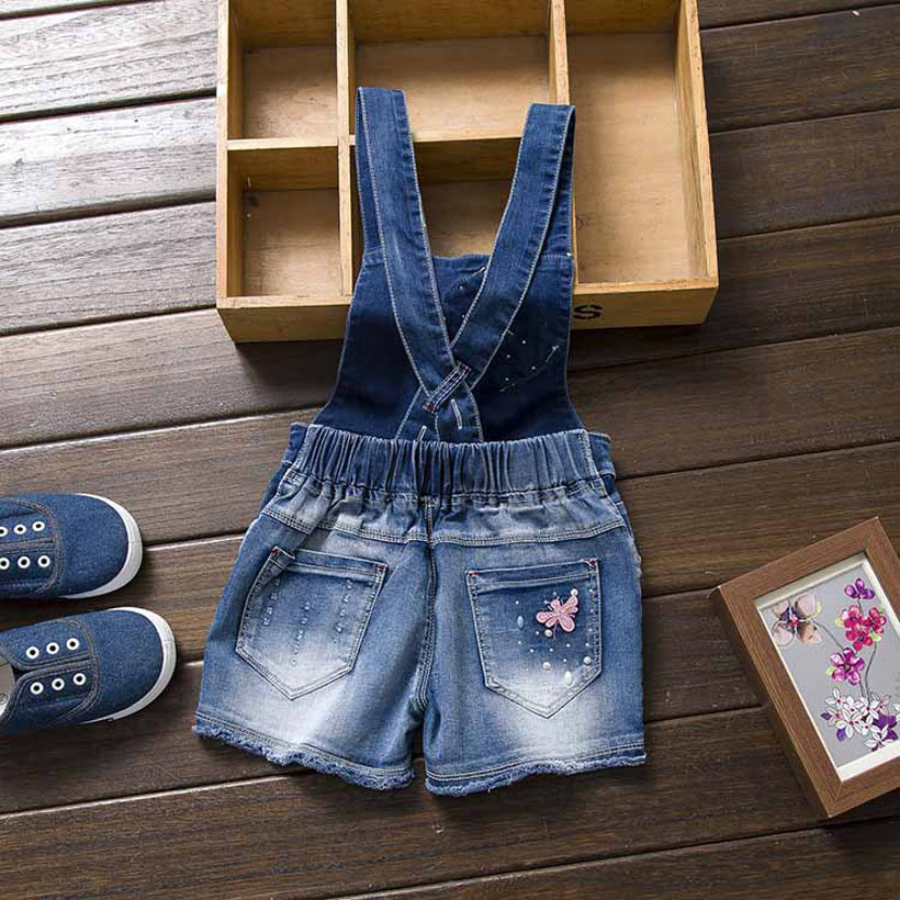 Summer-Cotton-Infant-Bib-Overalls-Thin-Denim-Lovely-Baby-Short-Pants-Boy-and-girl-baby-Fashion-Loose-kids-jeans-shorts-for-Girl-1