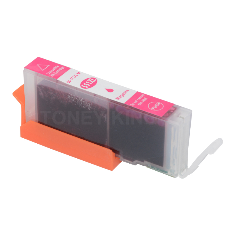 Совместимый для Canon PIXMA IP7250 MG5450 MG6350 MG7150 MG6450 MG5550 MX925 MX725 принтер чернильный картридж PGI550 CLI551