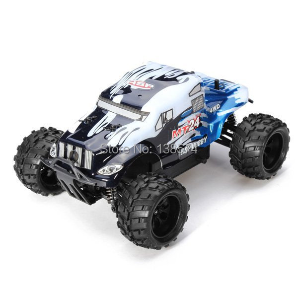 HSP Rc Car Electric Power 4wd Mini Hobby 1/24 Scale Off Road Monster Truck 94246 Remote Control Toys Electronic Toys Rc Model - 3