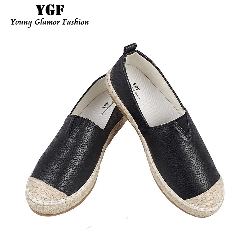 YGF Women Shoes Gold Flats New Arrival 2017 Spring Slip on Casual Shoes Womens High Quality Canvas Shoes Fashion Women Loafers dreamshining new fashion women colorful flat shoes women s flats womens high quality lazy shoes spring summer shoes size eu35 40