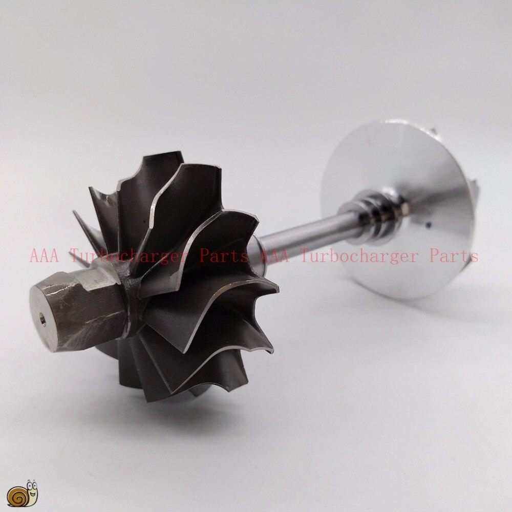 K04 Turbo parts turbine wheel 42x50mm,compressor wheel 38x51mm,5304 988 0023/0022,S3 1.8T,Supplier by AAA Turbocharger Parts