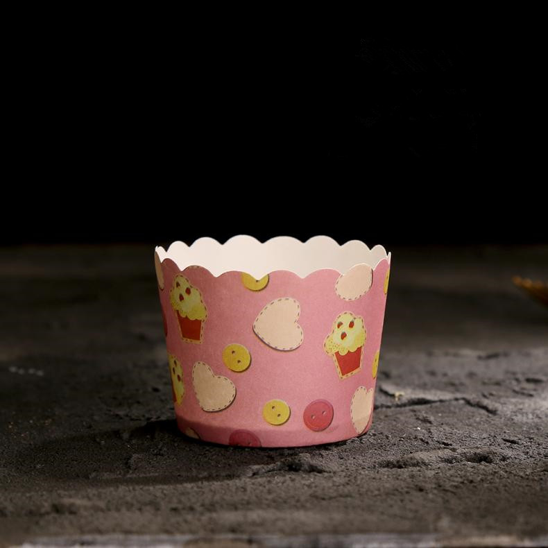 Home Cake Decorating Supply Co: Pink Cake Decoration Small Cupcake Cup Muffin Cups High