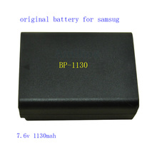 New Genuine Original BP1130 Battery For Samsung NX300 NX300M NX200 NX210 NX2000 camcorder