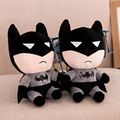 18CM Top Quality Batman Plush Toys for children kids baby toy lively doll Batman Plush toy