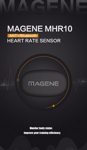 Image 4 - Magene MOVER Dual Mode ANT+ & Bluetooth 4.0 Heart Rate Sensor With Chest Strap