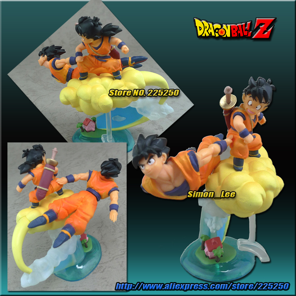 Dragonball Dragon ball Z Imagination Figure Figurine 7 Gashapon Gokou /& Gohan