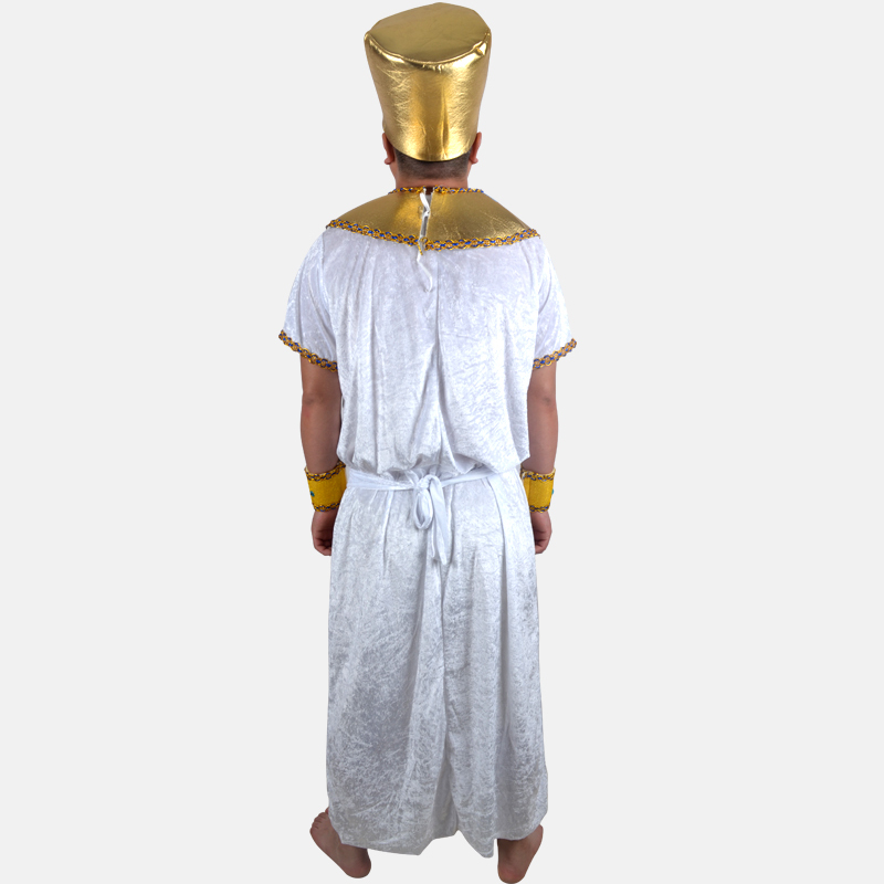 Free shipping cosplay Halloween costume colorful national costumes Egyptian pharaoh costume masquerade costume 5477
