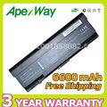 Apexway Laptop Battery for Dell Inspiron 1520 1521 1720 1721 for Vostro 1500 1700 312-0504 312-0575 UW280 312-0589 451-10476