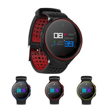 Sizzling Sale Sensible Watch IP68 waterproof swimming Bluetooth coronary heart charge blood stress Sleep Monitor For Android IOS