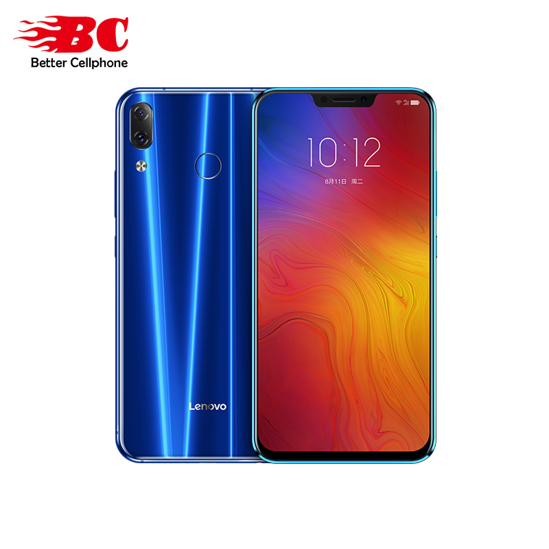 "Original Lenovo Z5 L78011 2.5D 6.2""FHD Screen 4G LTE Snapdragon 636 Octa-core ZUI 4.0 2246x1080P 16.0MP AI Dual Camera 6GB 128GB"