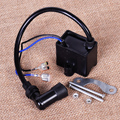 New Black Ignition Coil kit Fit for 49cc 50cc 66cc 80cc 2 Stroke Engine Motorized Bicycle Bike