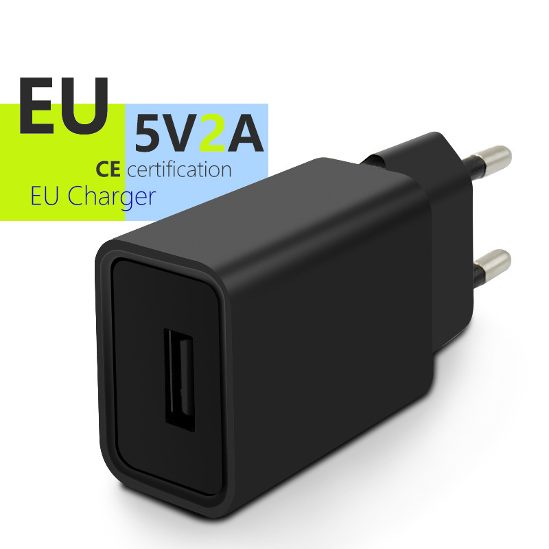 5V 2A USB Charger for iPhone X 8 7 iPad Air Fast Wall Charger EU Adapter for Samsung Galaxy S9 S8 S7 Xiaomi Mobile Phone Charger