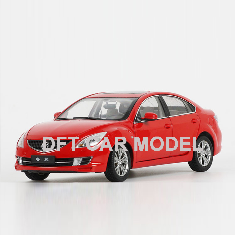 Scale 1:18 Diecast Car Model Of Mazda 6 Type For Kids Children Gift And For Collection Free Shipping