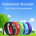 3D LED high quality fashionable comfortable USB Calorie Pedometer Sport Smart Bracelet Wrist Watch_KXL0310