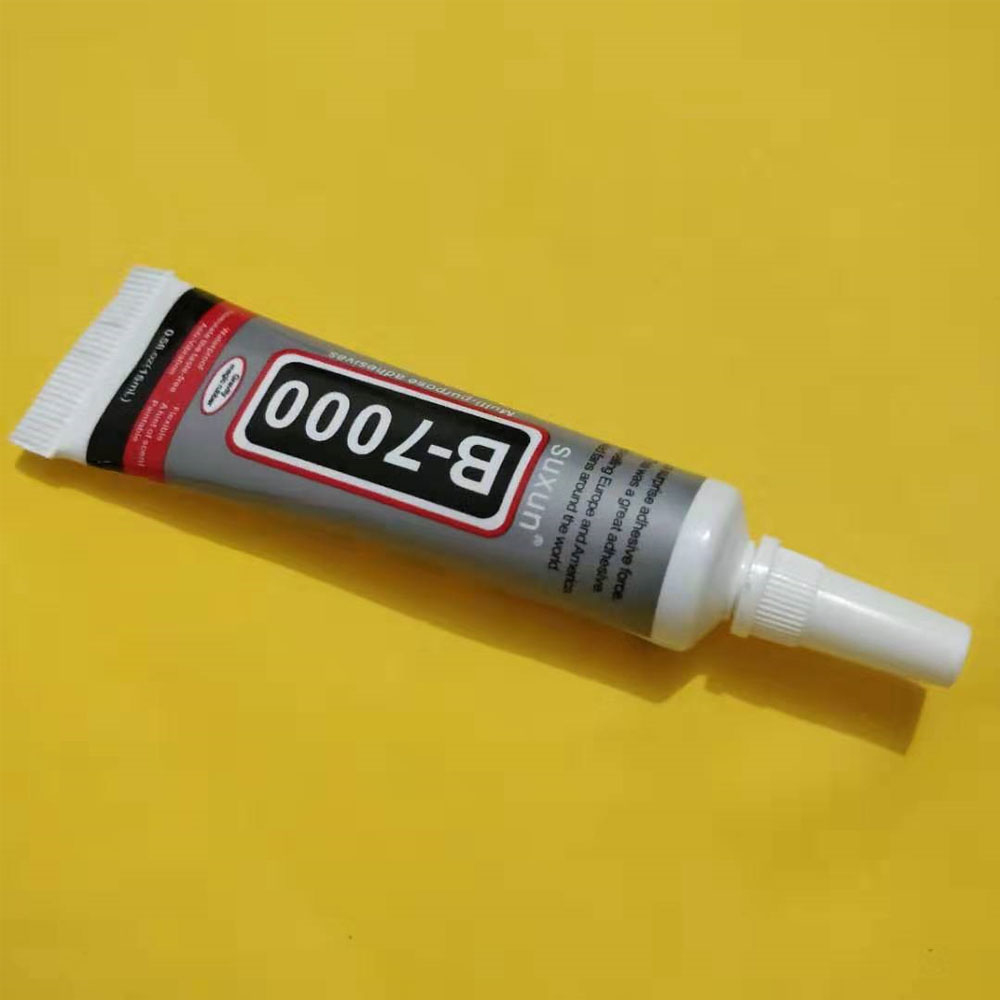 B7000 Glue Multi Purpose Industrial Adhesive Jewelry Craft Rhinestone Nail Gel B-7000 DIY Phone Frame Fix Screen Glass Glue 15ml
