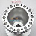 Автостайлинг! Высокое качество Алюминиевый cnc гоночный дрейф рулевого колеса концентратор адаптер Босс Комплект для Mazda 3and Mazda6