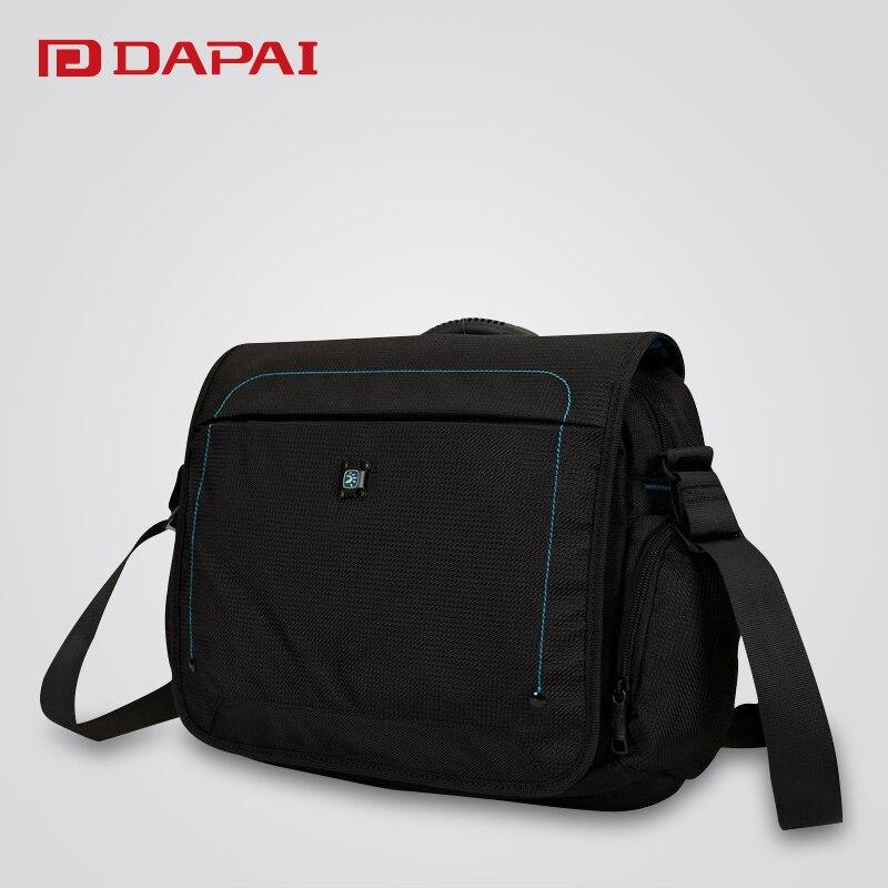 38*26*12.5 см ноутбук сумка одно плечо Crossbody чванство Повседневное тележка для отдыха Портфели Профессиональный Бизнес сумка hangbag ...