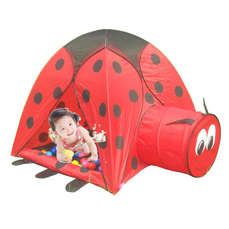 Wholesale Ladybug kids play tent beetle playhouse hidden object games playgrounds educational toys christmas gifts-in Toy Tents from Toys u0026 Hobbies on ...  sc 1 st  AliExpress.com & Wholesale Ladybug kids play tent beetle playhouse hidden object ...