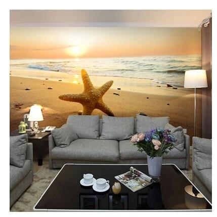 Grand papier peint mural chambre salon salle à manger confortable ...