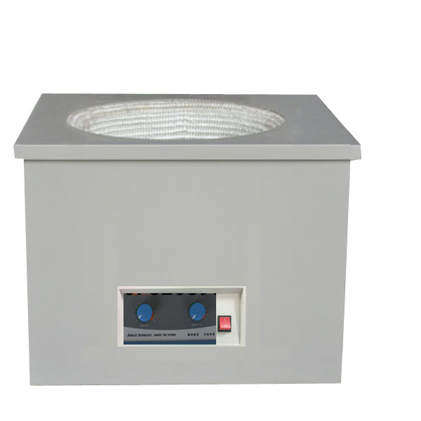 Free shipping, 10L laboratory equipment stirring  heating mantles with built-in controllers free shipping 10l 20 to 99 degree low temperature stirring reaction bath