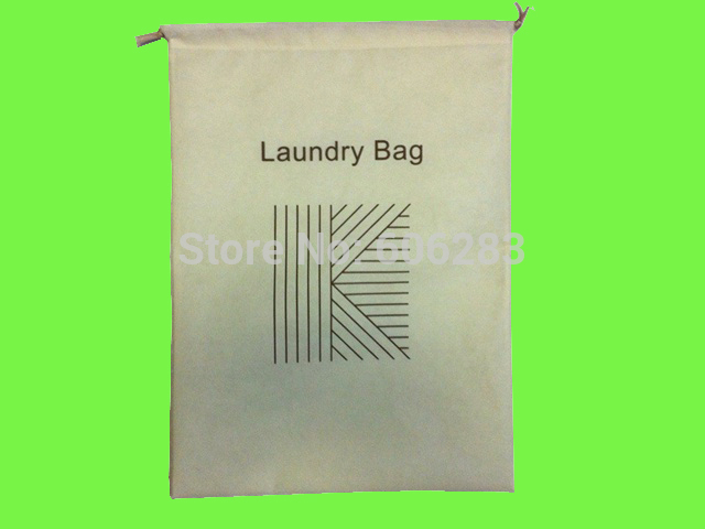 Custom non woven laundry bag working on home or hotel or camp with top cheapest price