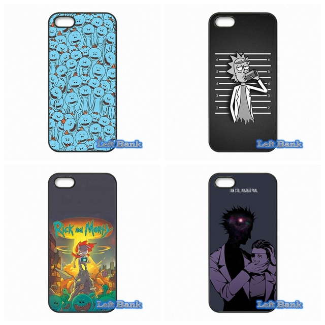 fashion rick and morty sale phone cases cover for apple iphone 4 4s