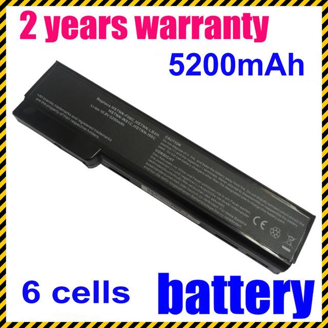 Jigu 6 celdas de batería portátil para hp 628369-421 8460 cc06xl 628664-001 para elitebook 8460 w 8470 p 8460 p 8470 w 8560 p 8570 p