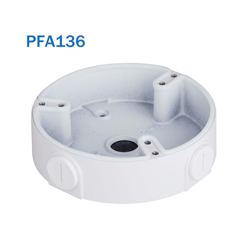 Original DH PFA136 Water-proof Junction Box support IP Camera HDW1 HDW5 HDW4 for CCTV Accessories BracketsOriginal DH PFA136 Water-proof Junction Box support IP Camera HDW1 HDW5 HDW4 for CCTV Accessories Brackets