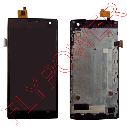 5.5 inch For VOTO X6 1920x1080 lcd screen display with touch screen digitizer and front frame assembly by free shipping;