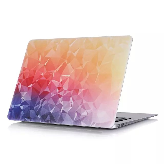 Fade Color Lamp Bulb Print Design Hard Cover Case For Macbook Pro 13 SleeveAir 11 13Retina 12 Nch In Laptop Bags Cases From Computer Office On