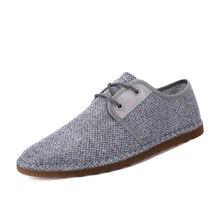 Men Shoes Summer Spring&Autumn Fashion Breathable Men Casual Canvas Shoes Male Zapatillas Deportivas Hombre Big Size 39-45