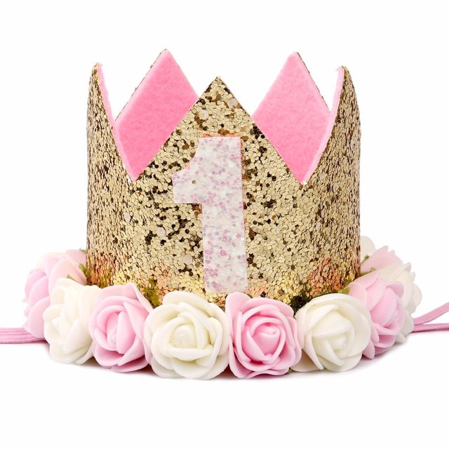 online shop fengrise baby girl first birthday hat 1st 2nd 3rd