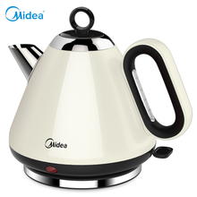1.7L Fashion Midea electric kettle 220v keep warm Quick heating cold water portable electric tea kettle kitchen appliances 1850w