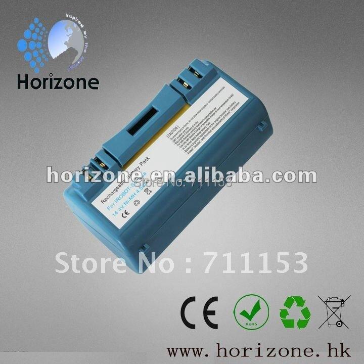 iRobot Scooba 4500mAh High Capacity Replacement Battery