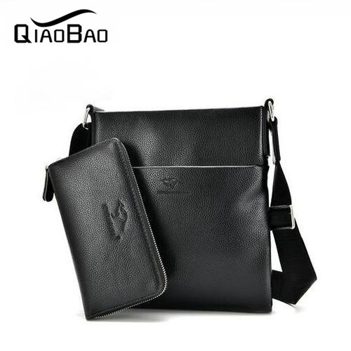 (With a Wallet) Famous Brand Bag Men Messenger Bags Mens Crossbody bolsos Mens Travel Shoulder Bags