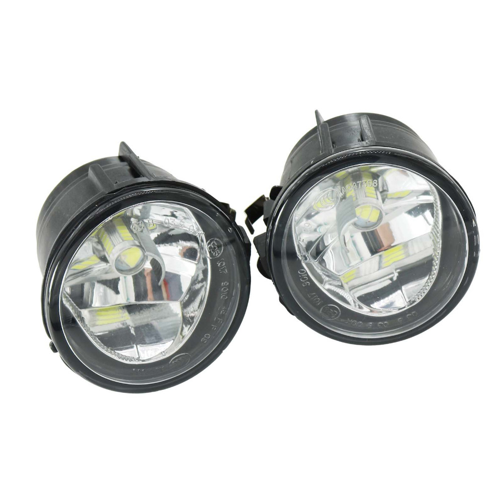 2Pcs For BMW X6 E71 E72 2012 2013 2014 2015 Front LED Fog Light Fog Lamp LED Bulbs снегоуборщик patriot phg 72 e 6 5л с [426108495]