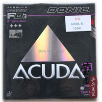 Original Donic ACUDA S1 S2 S3 ACUDA S1 Turbo table tennis rubber table tennis rackets racquet sport