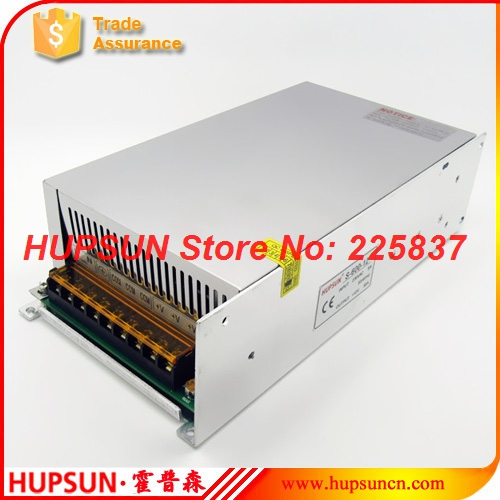 fonte atx 600w 12v 50A 15v 40A 24v 25A fonte 600w source 48v dc power unit industrial switching LED driver high quality