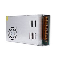 SHGO HOT AC 110V 220V To DC 24V 20A 480W Voltage Transformer Power Switch For Led