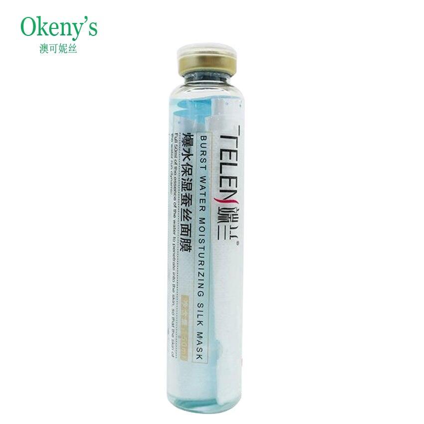 Argireline Collagen serum 50ml silk mask face lift serum anti wrinkle removal liquid anti aging skin whitening
