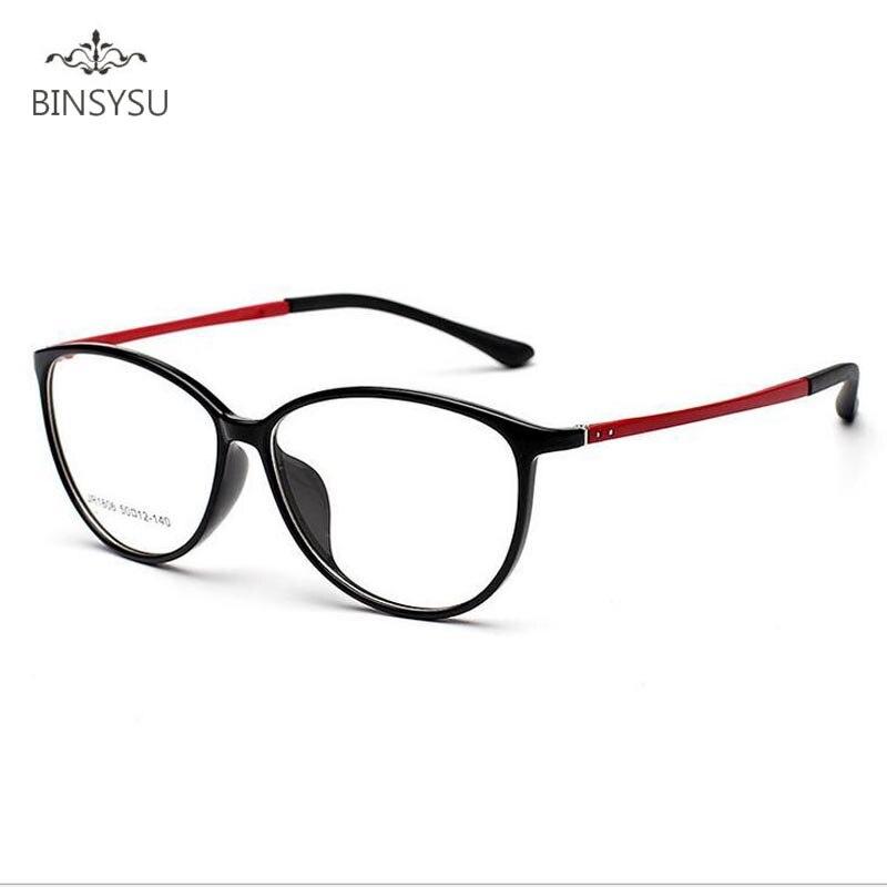 Women eyeglasses frames super light tr90 optical eyeglasses frame for women's degree of glasses spectacle frames