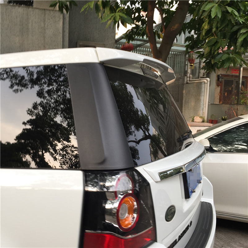 ABS Plastic Unpainted Primer Rear Trunk Wing Spoiler 2007 2008 2009 2010 2010 2012 2013 2014 2015 For Land Rover Freelander 2