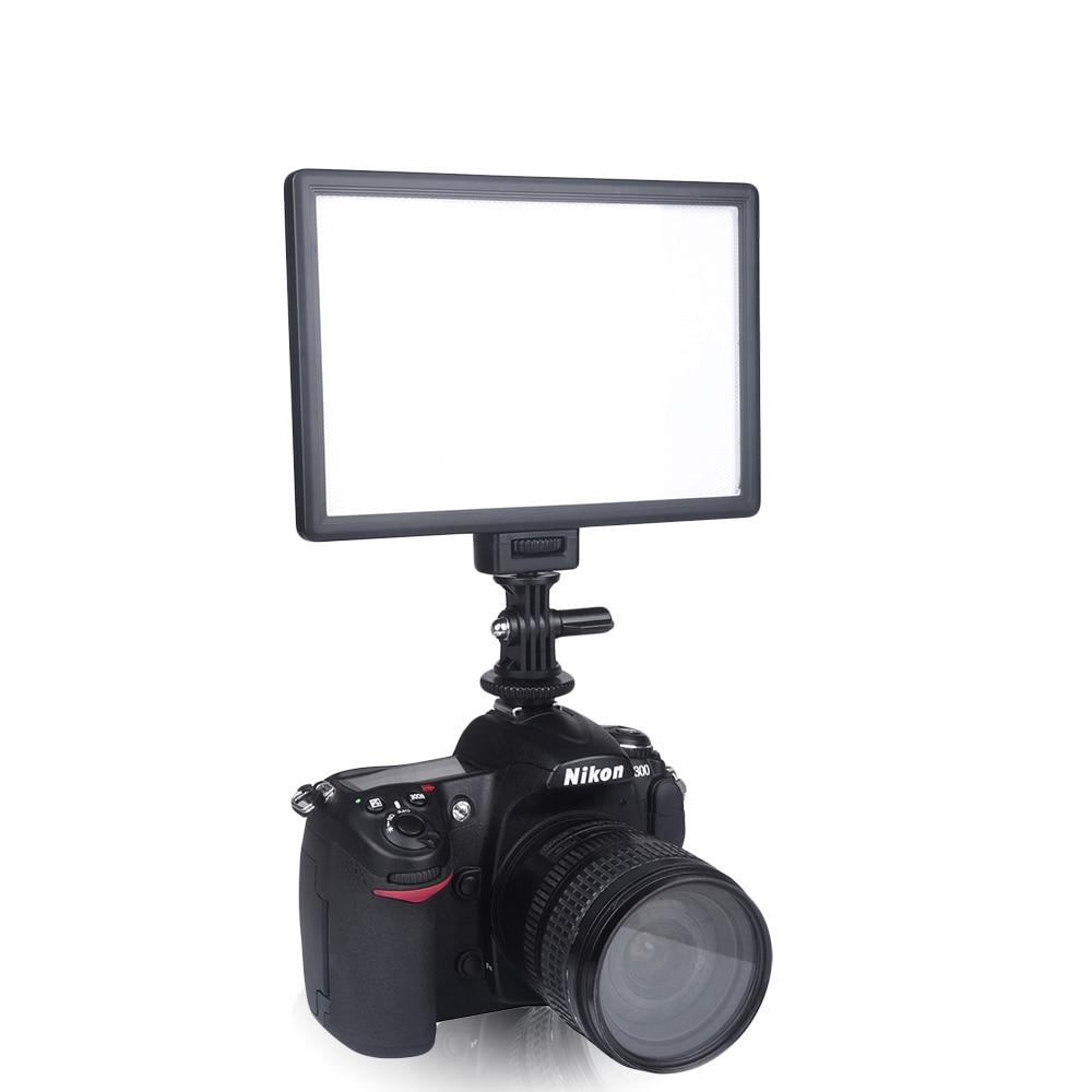 Viltrox L116T LED-videolampje Ultradunne LCD bi-color & dimbare DSLR - Camera en foto - Foto 2
