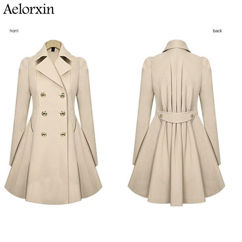 Aelorxin Hot Sale! 2019 Ny europeisk och amerikansk stil med rund - Damkläder - Foto 2