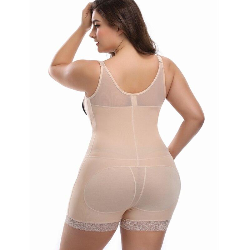 Body shaping bustier corset sexi women slimming underwear shapewear panti tummy control panties waist shaper corset plus size in Bustiers Corsets from Underwear Sleepwears