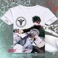 Psycho-Pass Camiseta Trajes de Cosplay de Anime Japonés de Los Hombres T-shirt Kogami Shinya camiseta para niños tops